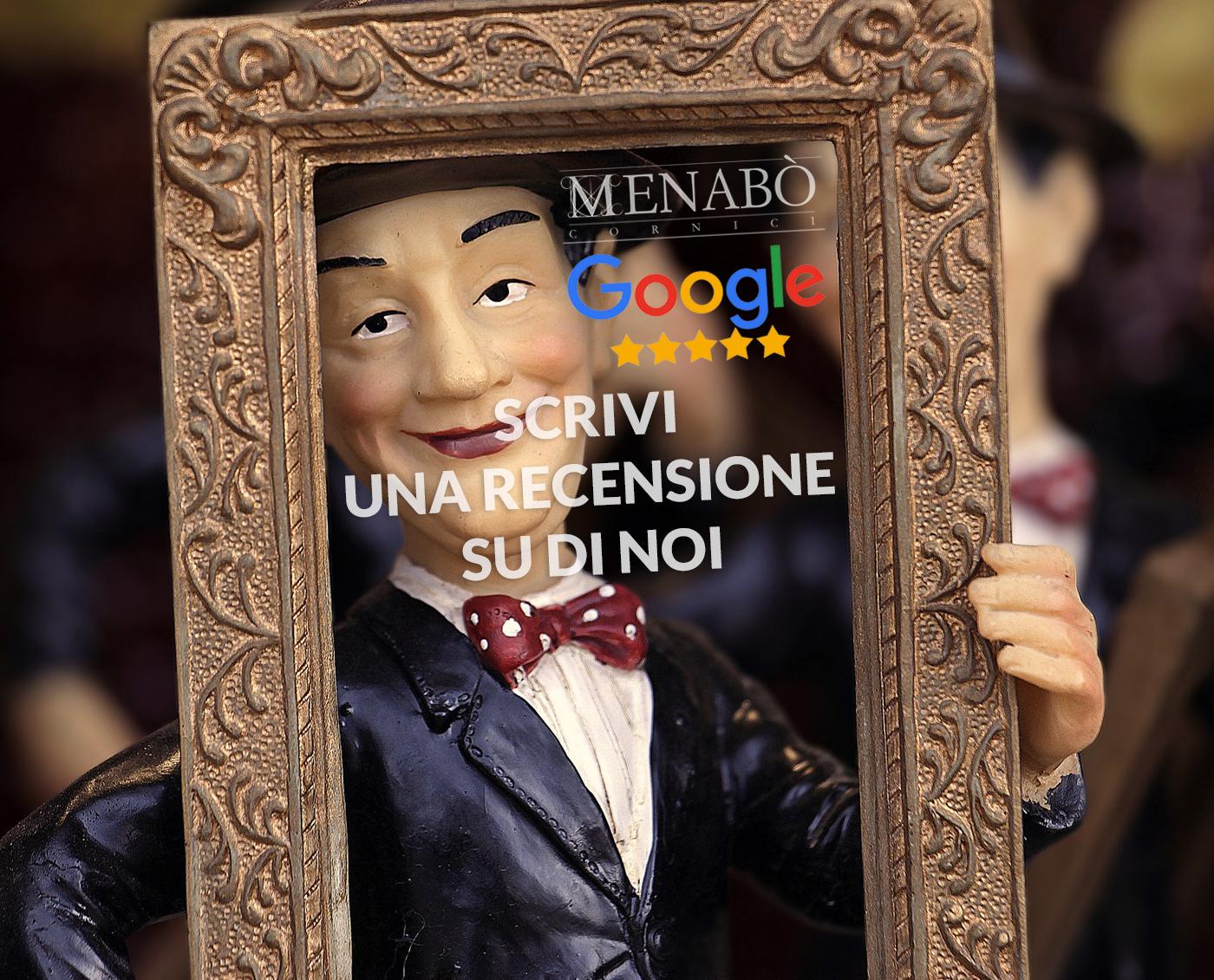 MENABO' Cornici __ Torino __ Recensioni google __